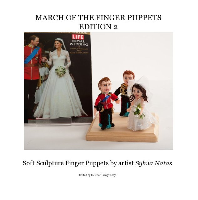 MARCH OF THE FINGER PUPPETS