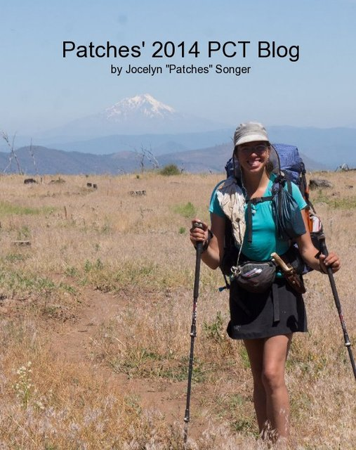 Patches' 2014 PCT Blog