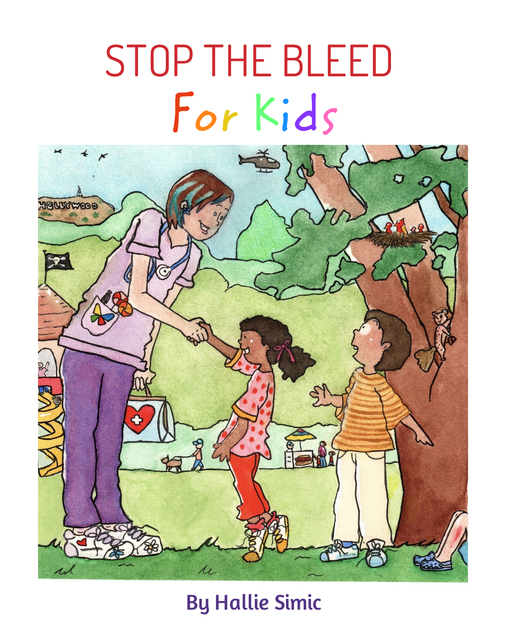 Stop The Bleed For Kids