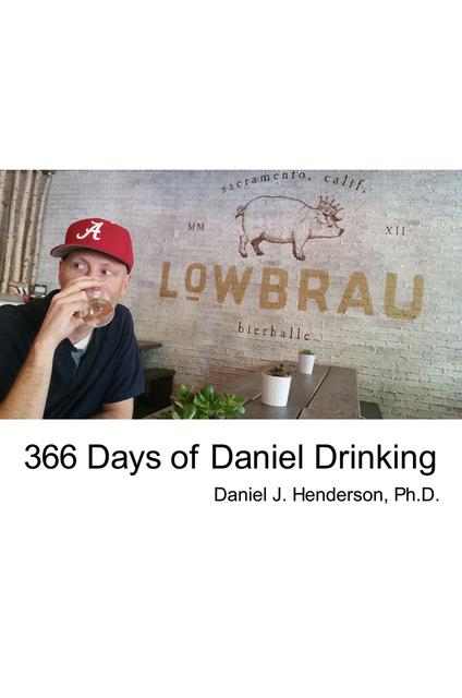 366 Days of Daniel Drinking
