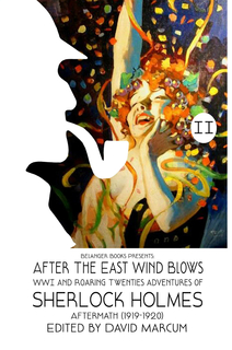 Sherlock Holmes: After the East Wind Blows book cover