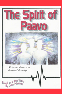 The Spirit Of Paavo book cover