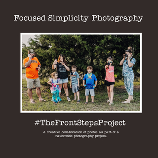 Focused Simplicity Photography book cover