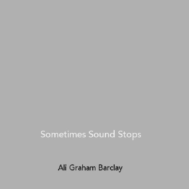Sometimes Sound Stops