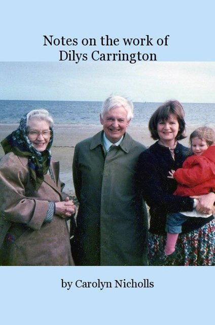 Notes on the work of Dilys Carrington
