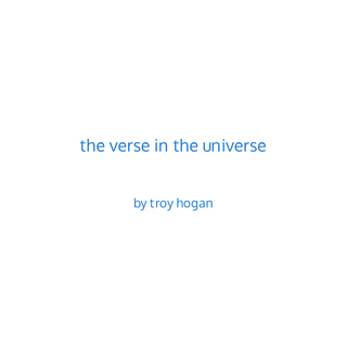 the verse in the universe book cover