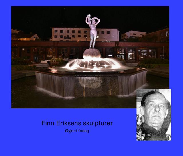 Finn Eriksens skulpturer