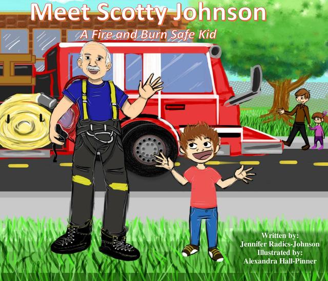 Meet Scotty Johnson: A Fire and Burn Safe Kid
