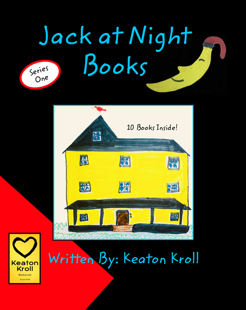 Jack at Night Books