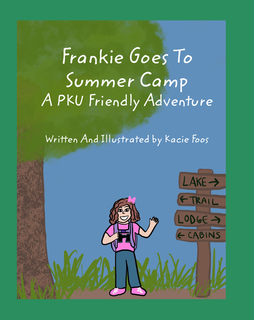 Frankie Goes to Camp A PKU Friendly Adventure book cover