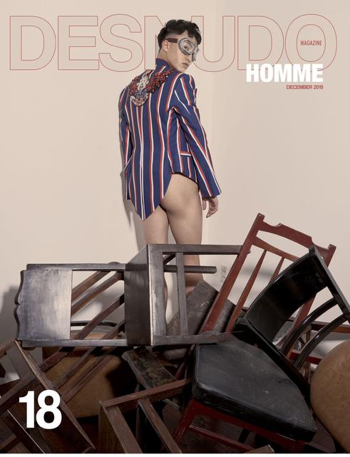 Desnudo Homme Issue 18