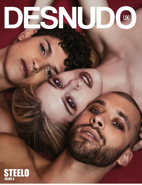 Desnudo UK issue 5