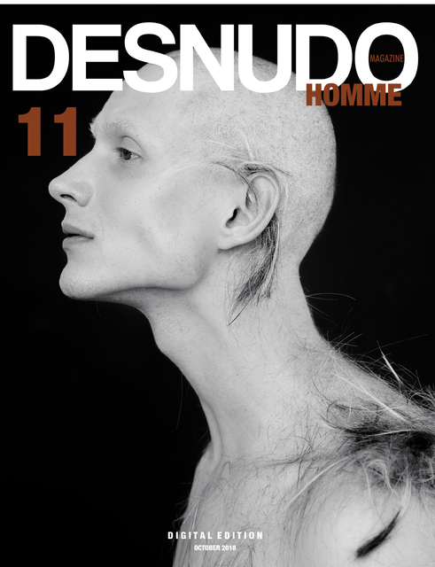 Desnudo Homme Issue 11