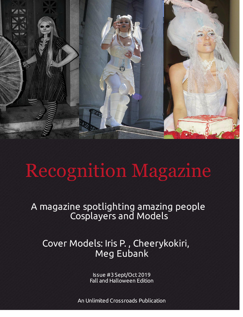 Recognition Magazine Issue#3