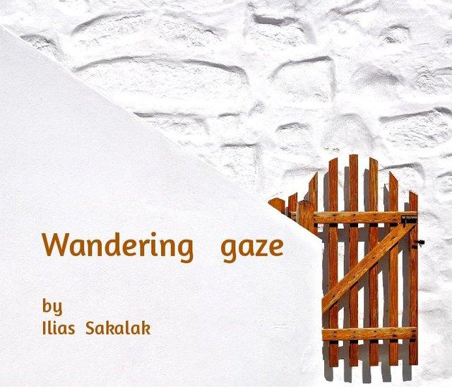 Wandering gaze by Ilias Sakalak