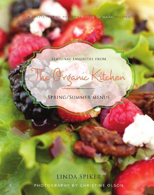 The Organic Kitchen Spring/Summer