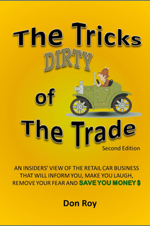 The Dirty Tricks of the Trade book cover