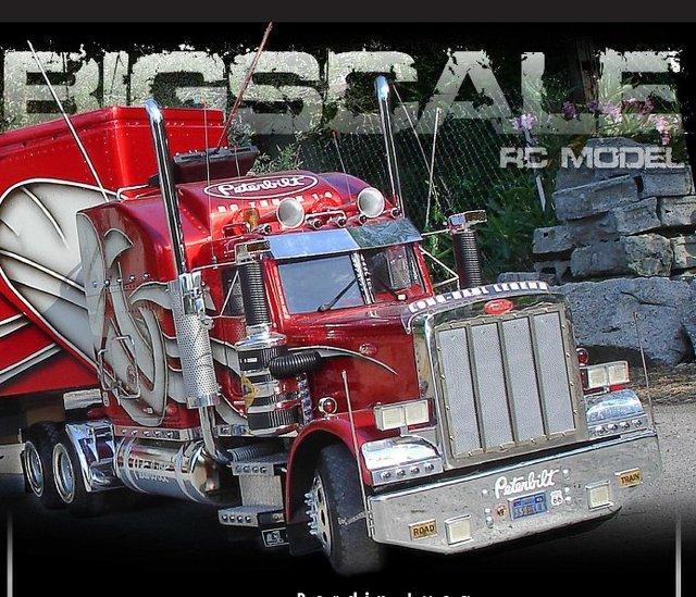 Bigscale RC Model