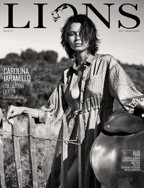 Lions Art Magazine #27