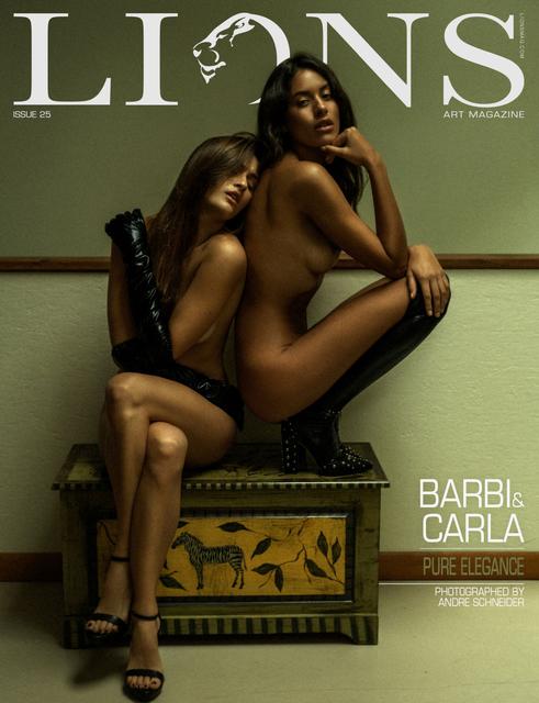 Lions Art Magazine #25