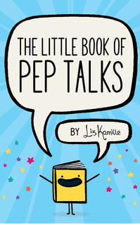 The Little Book of Pep Talks book cover