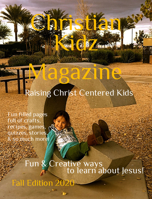 Christian Kidz Magazine
