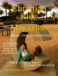 Christian Kidz Magazine book cover