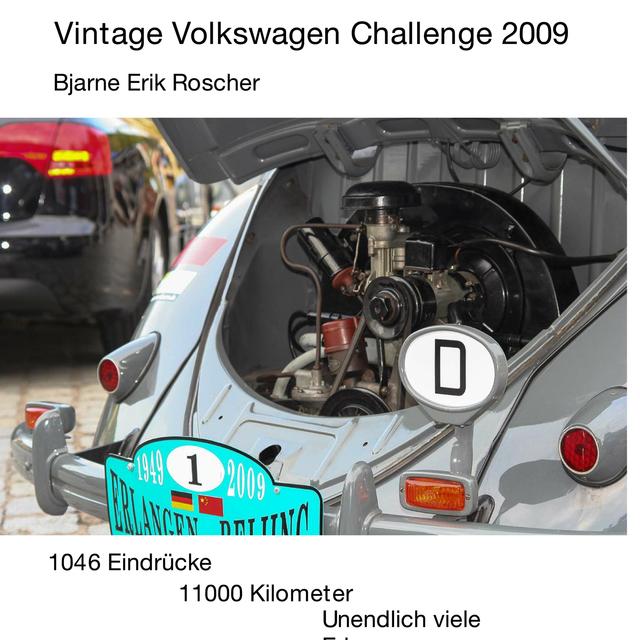 Vintage Volkswagen Challenge 2009