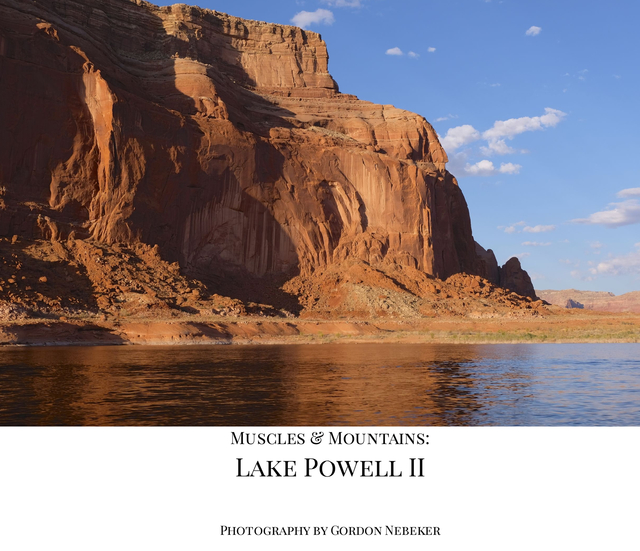 Muscles & Mountains: Lake Powell II