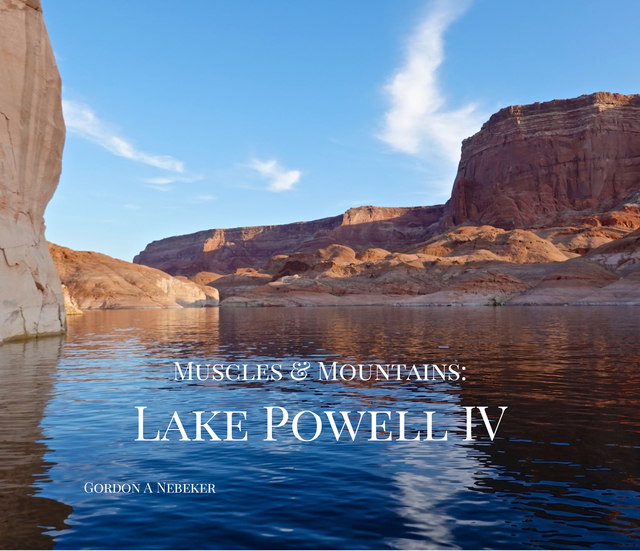 Muscles and Mountains: Lake Powell IV