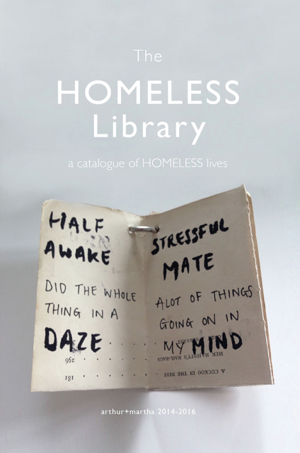 The Homeless Library
