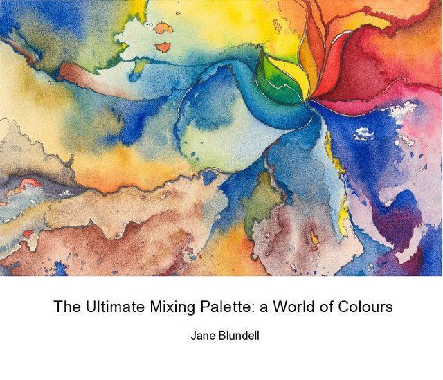 The Ultimate Mixing Palette: a World of Colours