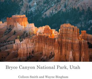 Bryce Canyon National Park, Utah book cover