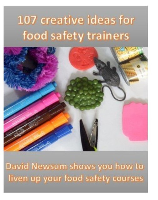 107 creative ideas for food safety trainers