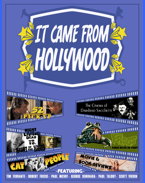 It Came From Hollywood #1