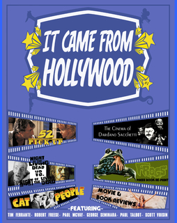 It Came From Hollywood #1 book cover