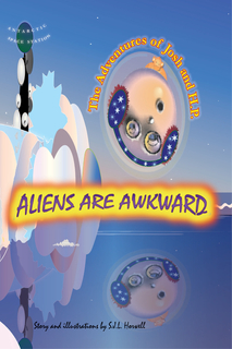 Aliens Are Awkward book cover