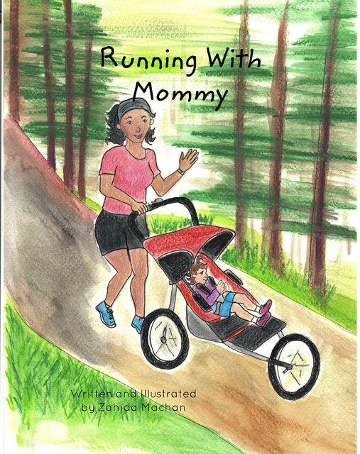 Running With Mommy