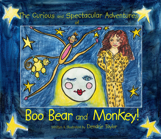 The Curious and Spectacular Adventures of Boo Bear and Monkey book cover