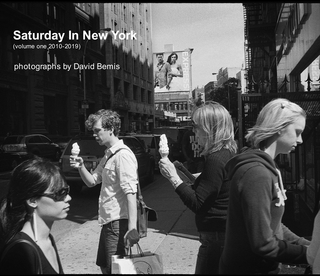 Saturday In New York (volume one 2010-2019) book cover