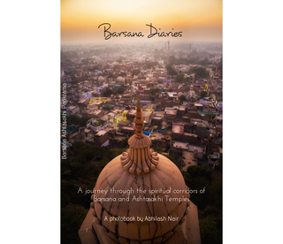 Barsana Diaries book cover