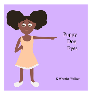Puppy Dog Eyes book cover