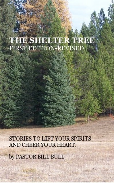 THE SHELTER TREE FIRST EDITION-REVISED