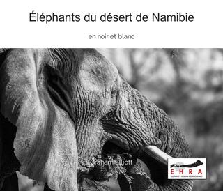 Éléphants du désert de Namibie book cover