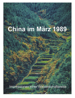 China im März 1989 book cover