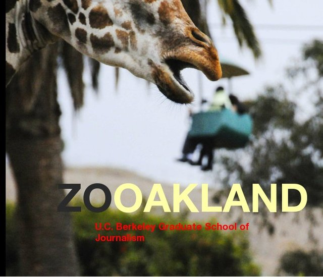 Zooakland Softcover