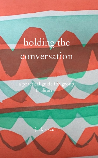 holding the conversation