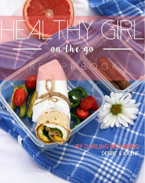 Healthy Girl On-The-Go Recipe Book