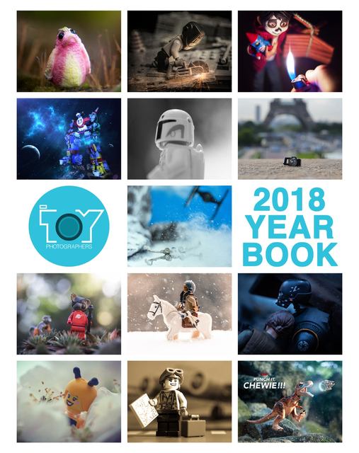 The Toy Photographers Yearbook 2018