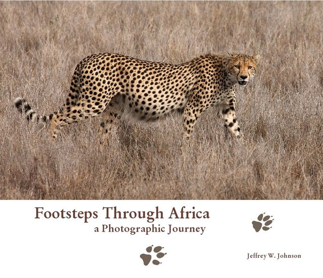 Footsteps Through Africa a Photographic Journey